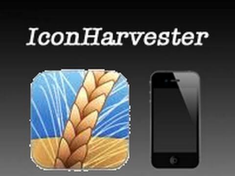 IconHarvester 2.0.2 Personaliza los temas desde tu dipositivo