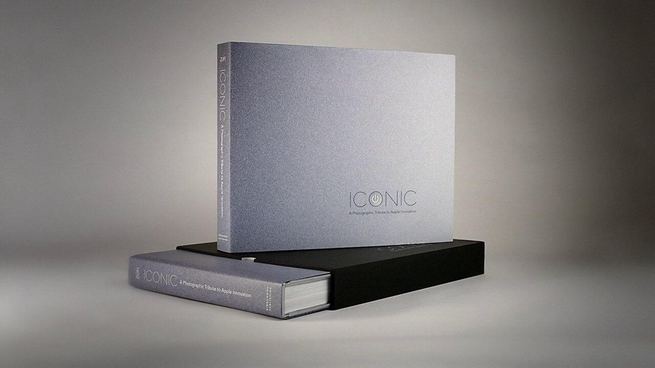 ICONIC es un tributo fotográfico a la innovación de Apple