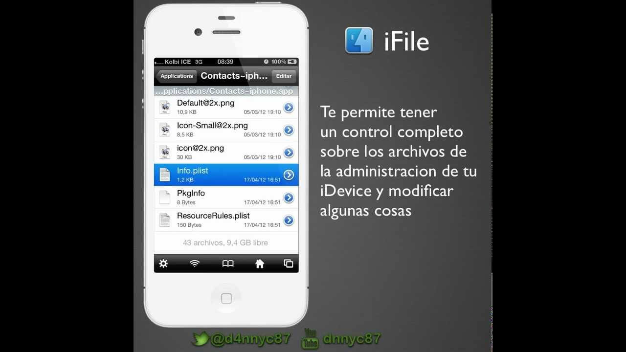 iFile 1.7.0.1