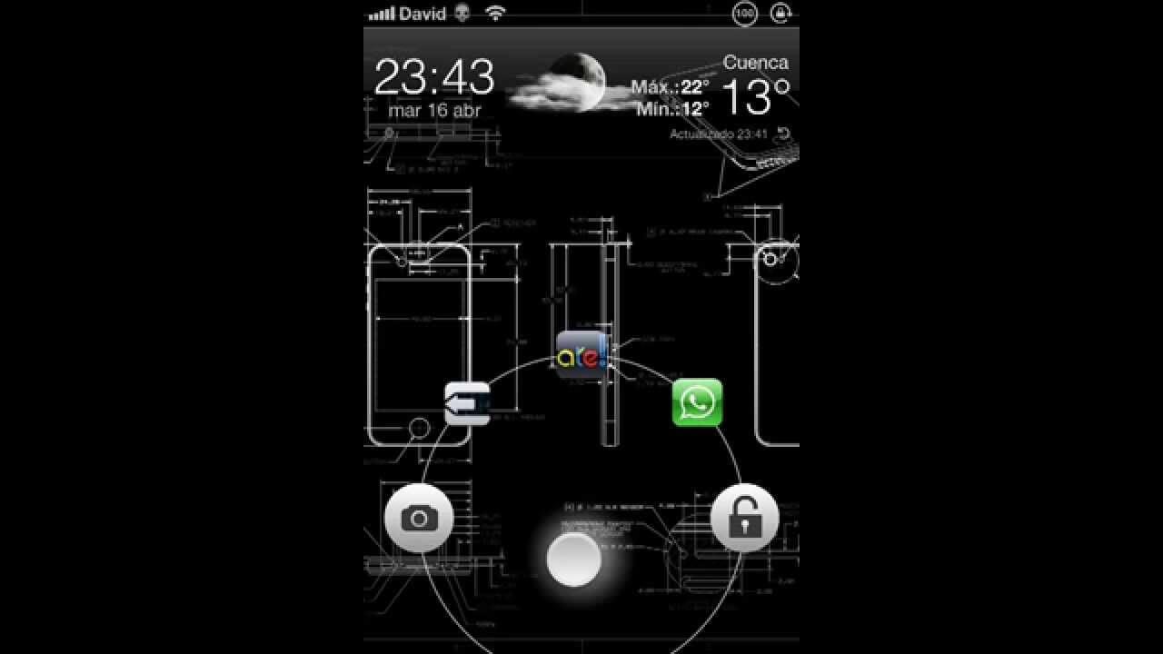 JellyLock LockScreen para iOS