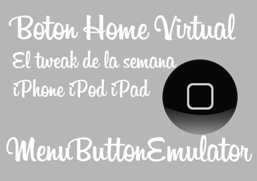 Menu Button Emulator – Alarga la vida de tu botón home