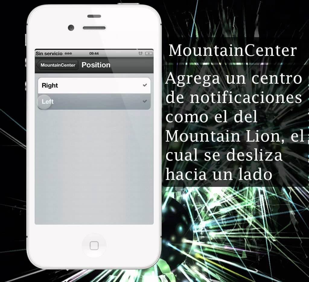 MountainCenter 1.0