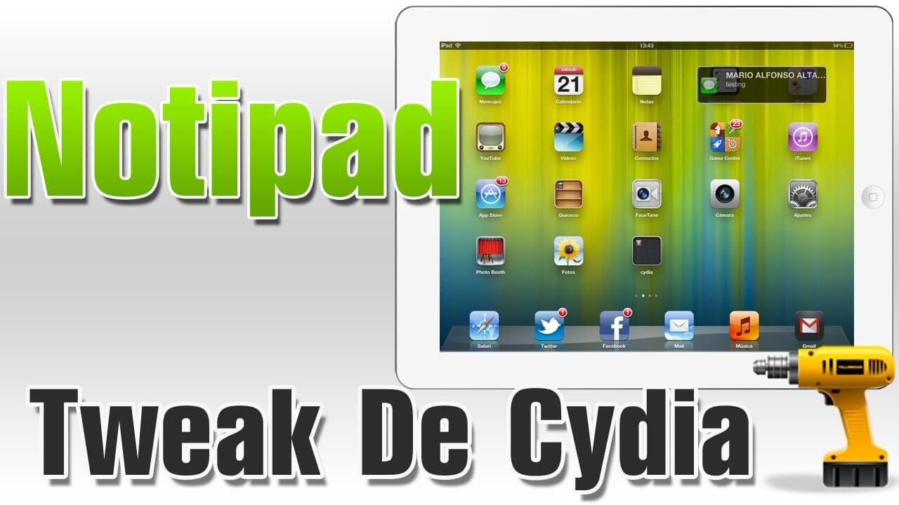 NotiPad 0.0.1