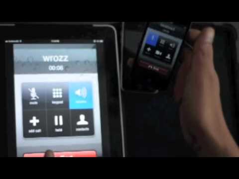 PhoneltiPad: Realiza Llamadas desde tu iPad