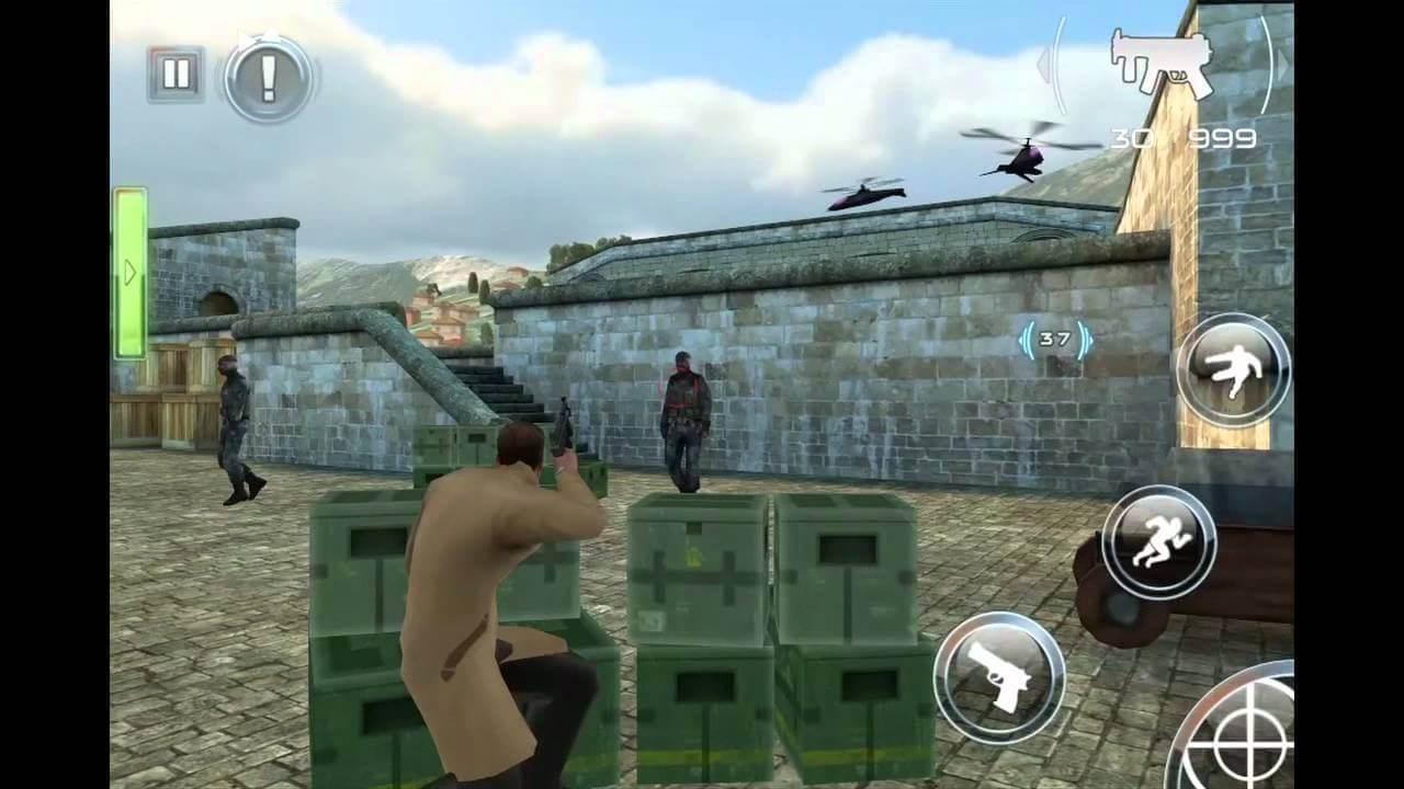 Primer Trailer de Silent Ops la nueva entrega de Gameloft