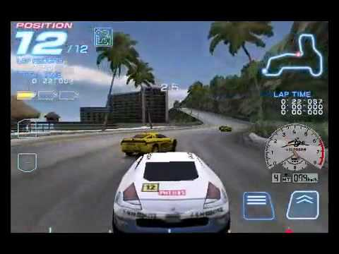 RIDGE RACER ACCELERATED 1.5.1