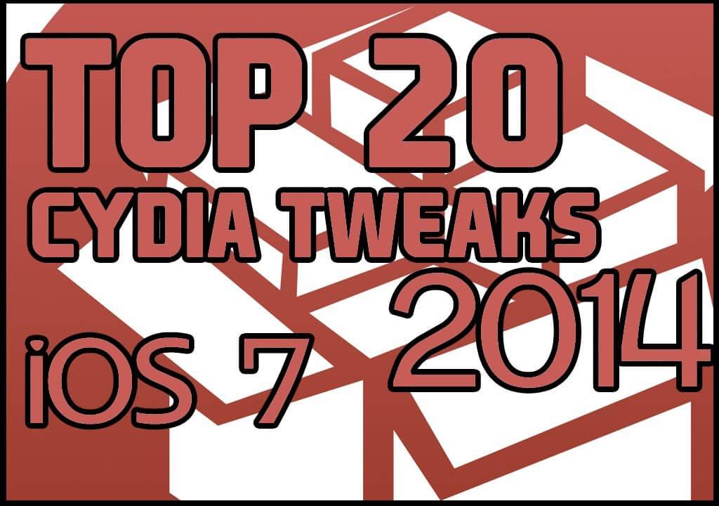 Top 20 de los mejores tweaks