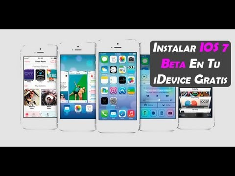 Tutorial como instalar ios 7 sin ser developer
