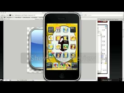 Tutorial:  Crea iconos automáticos para tus temas en iOS4