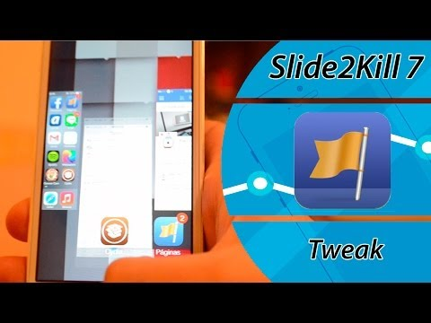 Tweak: Slide2Kill 7 – Cierra todas las apps con un gesto