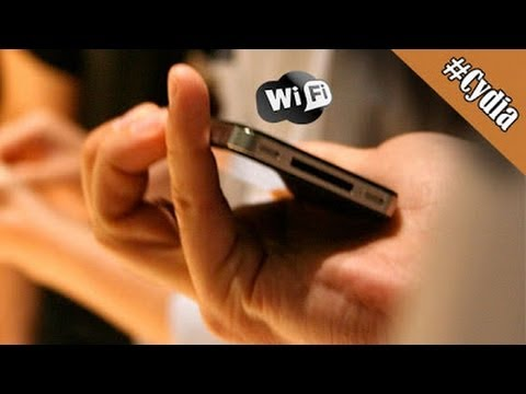Video Tutorial: Guarda las clave de tus conexiones Wifi con el tweak NetworkList