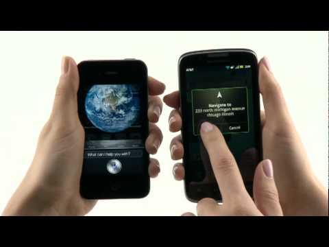 Voice Actions vs Siri