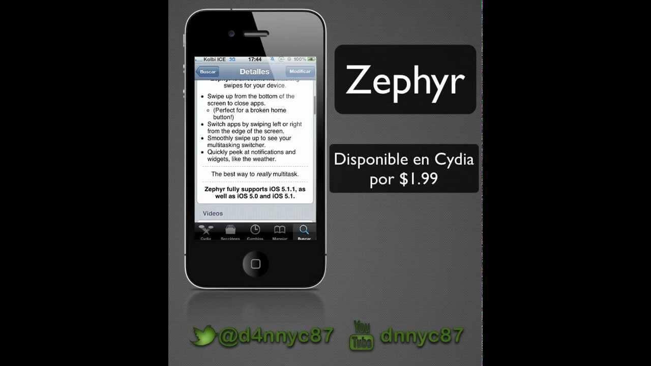 Zephyr 1.3.2.1