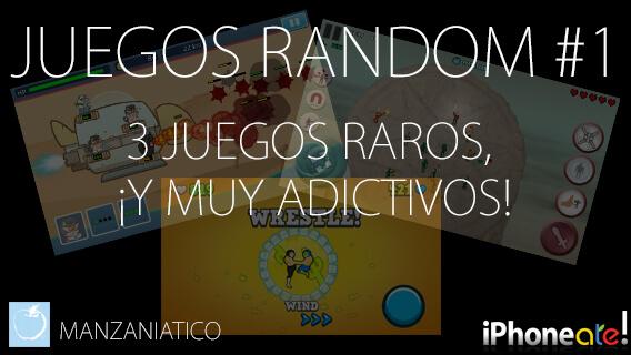 3 Juegos Raros Y Adictivos Juegos Random 1 Iphoneate Ineate