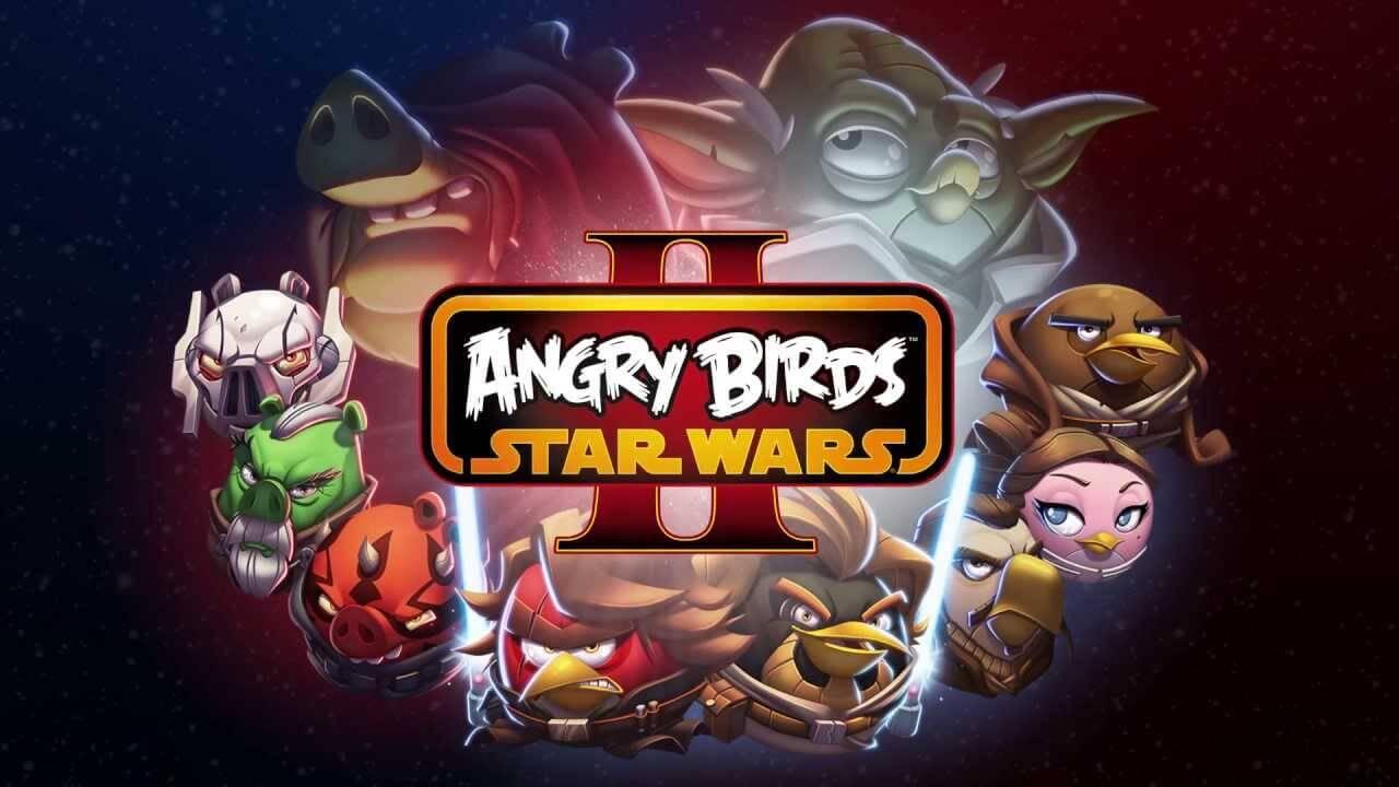 Angry Birds Star Wars II añade 8 nuevos personajes a su
