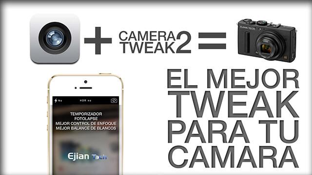 Camera Tweak 2 El mejor Tweak para tu cámara. • iPhoneate - iNeate