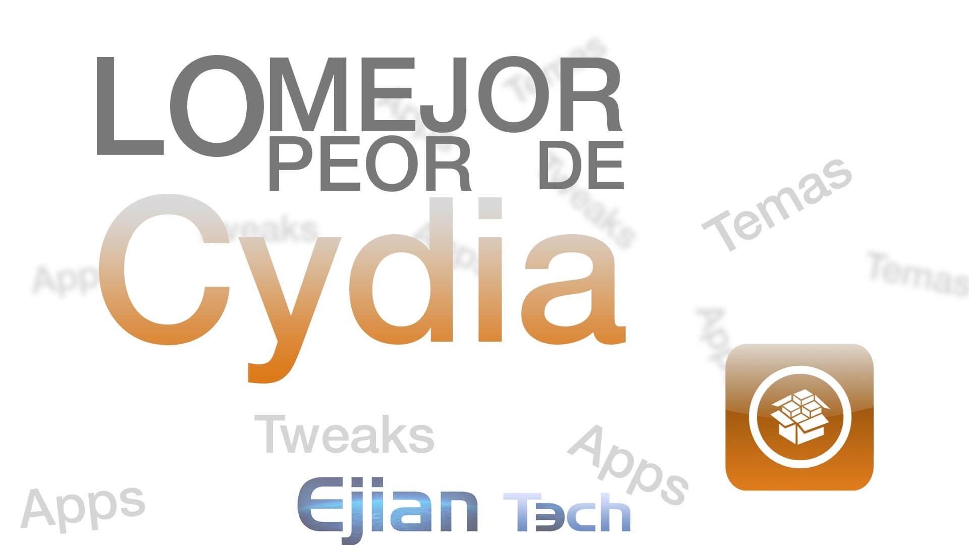 Lo mejor y peor de Cydia