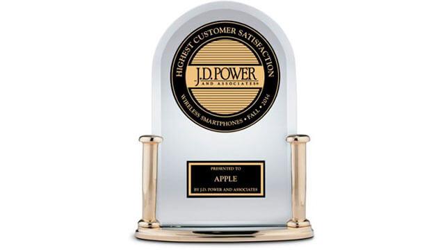 Apple-Winner-JD-Power