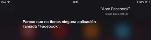 siri no apps