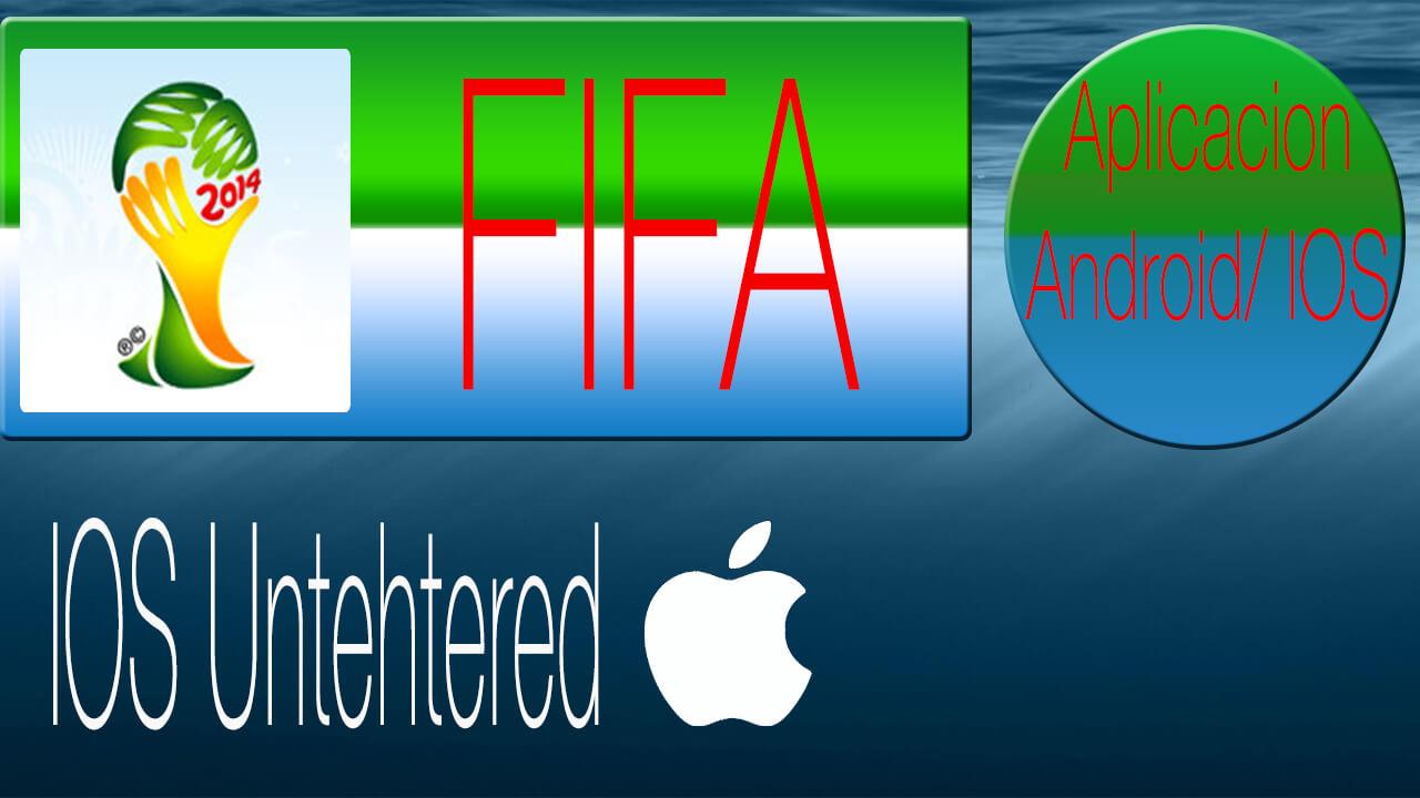 Aplicacion Oficial de la Fifa 2014 Brasil 2014 • iPhoneate - iNeate