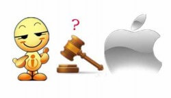 Apple, juicio Siri