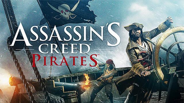 Apple selecciona Assasins Creed Pirates