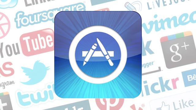 app-store-rechaza-redes-sociales