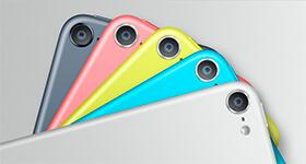 Cámara iSigh iPod 5