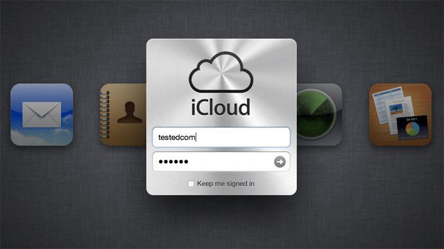 Servicios iCloud