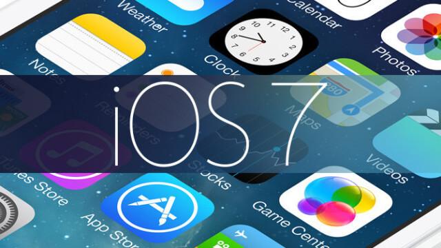 iOS 7 adoptado por más del 90%