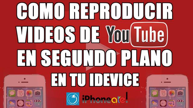 YoutubeSegundoPlano