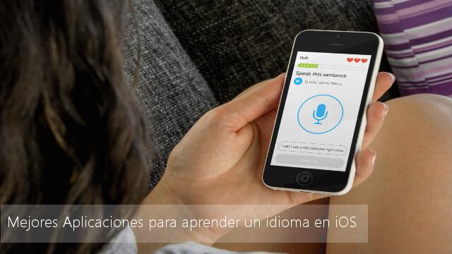 aplicaciones para aprender idiomas iOS