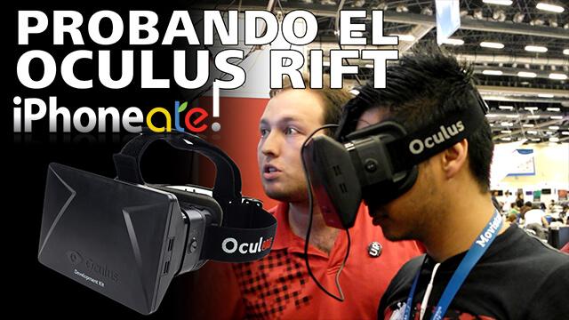 oculusiPhoneate