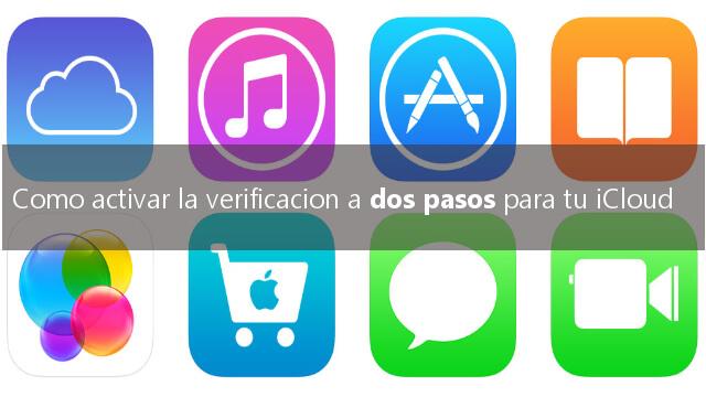 c68ce7b0cd5 Como activar la verificación de dos pasos para iCloud y cuentas de iTunes