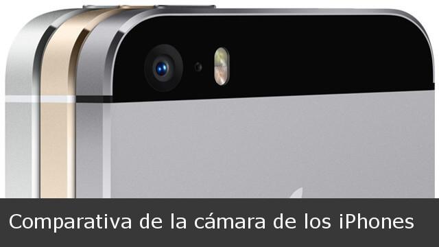 Comparativa Iphone S Y