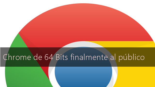 chrome 64bits Mac