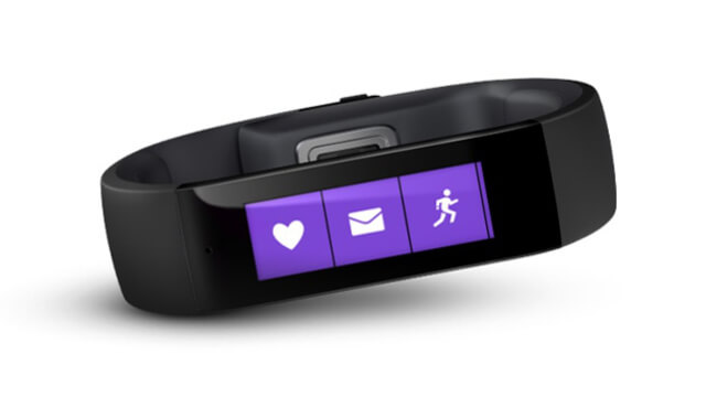 Como sincronizar la Microsoft Band con tu iPhone