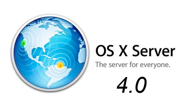 OS X Server 4.0