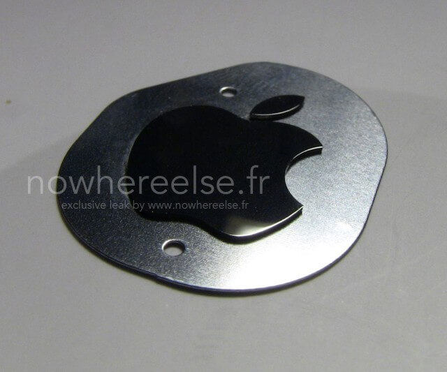apple Logo en 3D
