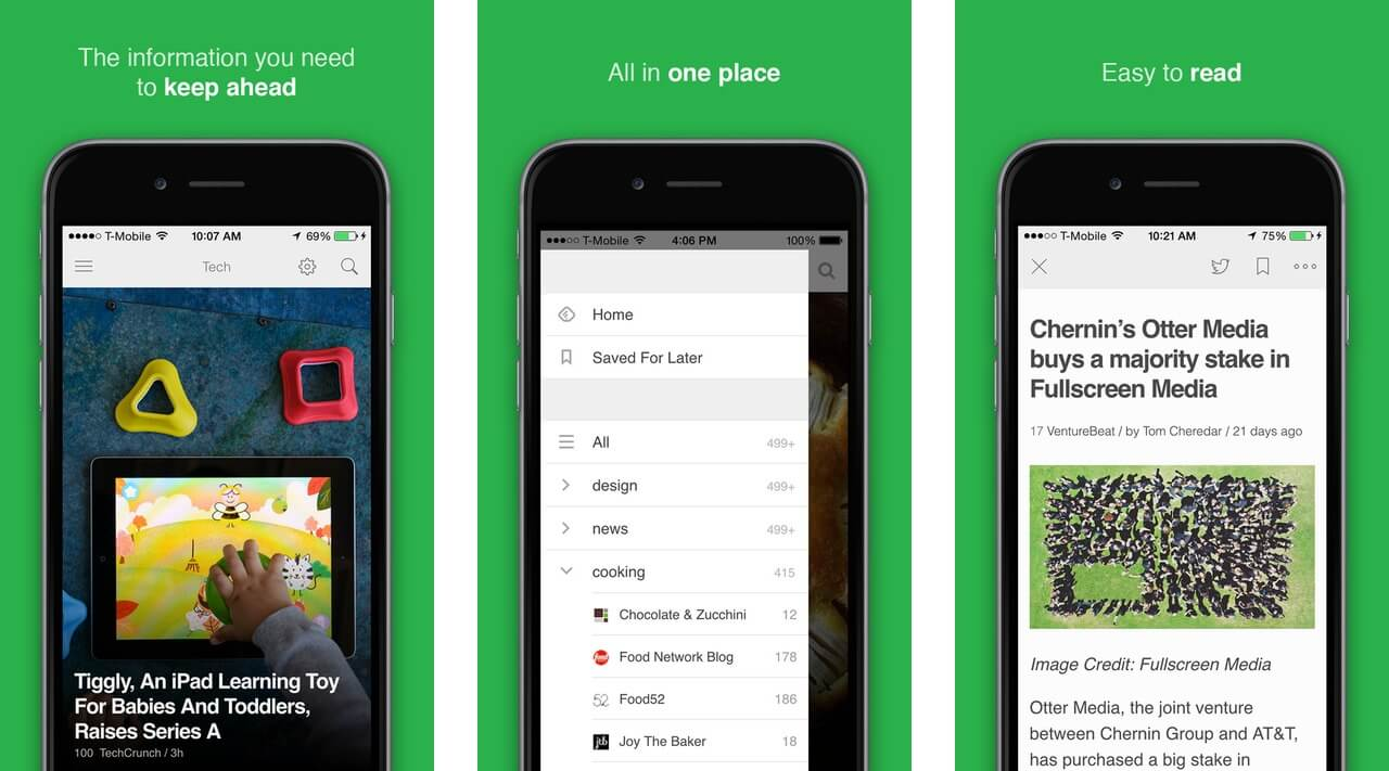 feedly Plus