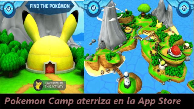 pokemon llega a la app store