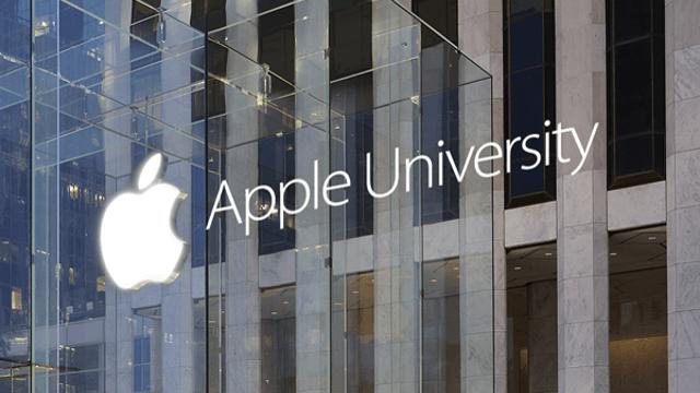 Apple-University