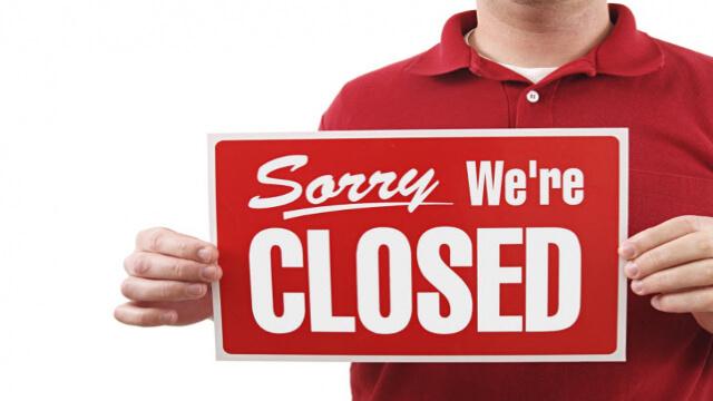 Apple cerrado