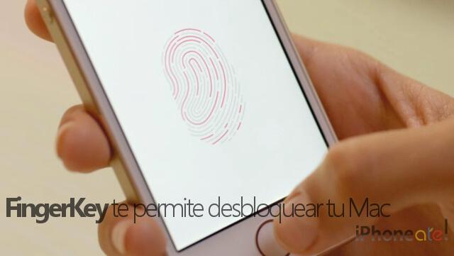 FingerKey Touch ID