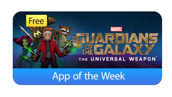 guardiansofthegalaxyappoftheweek1banner