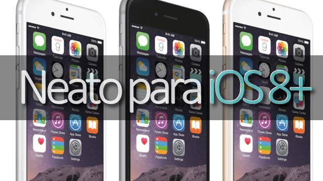 Neato para iOS 8