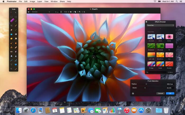 pixelator para Mac