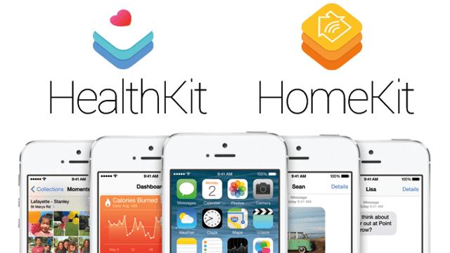 HealthKit-HomeKit
