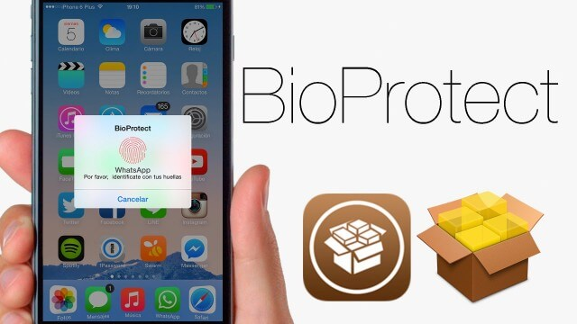 BioProtect | Protege todo tu iDevice con o sin Touch ID