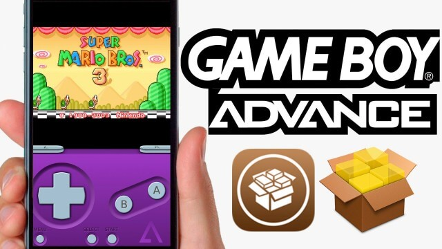 Emulador de Game Boy Advance para iPhone, iPod y iPad